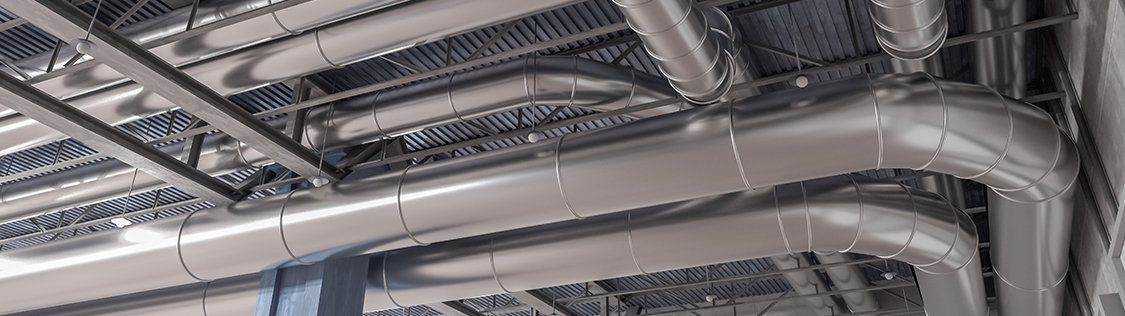 Air Duct Cleaning for Industrial Plant
