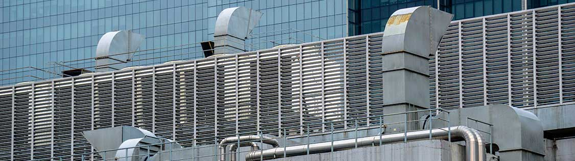 Air Ducts at Commercial Buildings